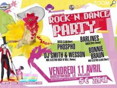 photo de VEN 11/04/08 au Village, 22H, CONCERT Soirée Live Rock'n Dance Party!!!