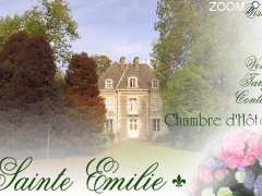photo de chateau sainte Emilie