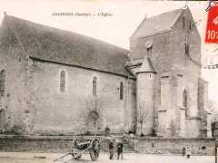 picture of Ancinnes, Eglise St Pierre, St Paul